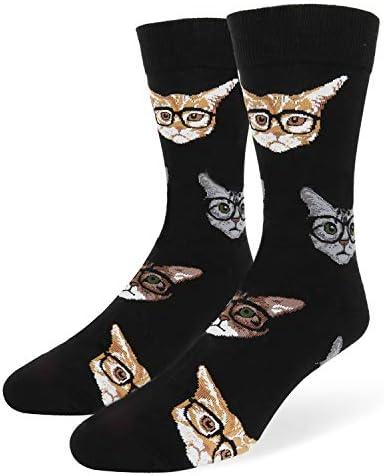 Novelty Funny Socks Crazy Pattern product image