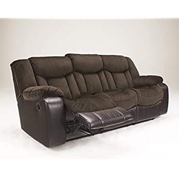 Amazon Com Simmons Upholstery Phoenix Mocha Double Motion