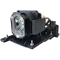 ORILIGHTS DT01021 Replacement Lamp A+ level filament for HITACHI CP-WX3011N CP-WX3014WN CP-X2010 CP-X2010N CP-X2011 CP-X2011N CP-X2510 CP-X2510E CP-X2510N CP-X2510Z CP-X2511N with Housing