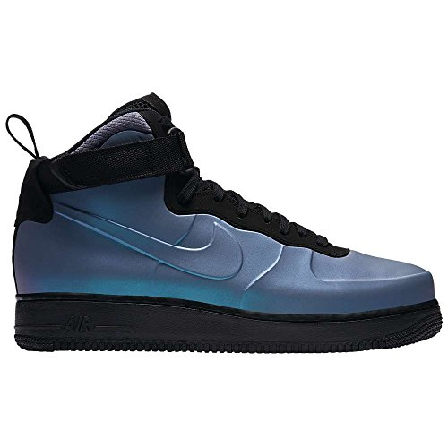 塗抹メイエラわずらわしい(ナイキ) Nike メンズ バスケットボール シューズ?靴 Air Force 1 Foamposite [並行輸入品]