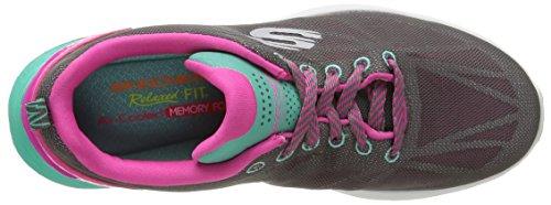 Zapatillas Deporte para Valeris Mujer nbsp;Front de Skechers Gris Page qAntPww1