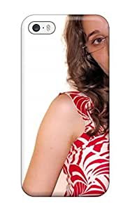 Shock-dirt Proof Best Female Celebrity High Definition Case Cover For Iphone 5/5s