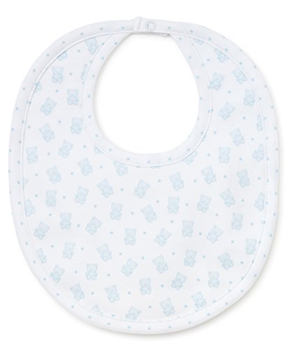 Kissy Kissy Baby-Boys Infant Beloved Bears Print Bib