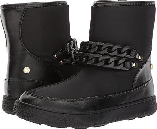 LOVE Moschino Women's Chain Winter Boot Black/Black Boot by Love Moschino