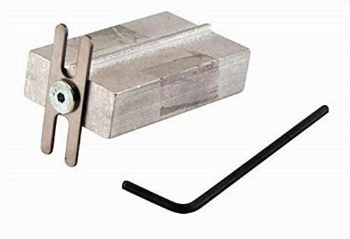 Pinecar P4611 Precision Tools, Axle Placement Guide