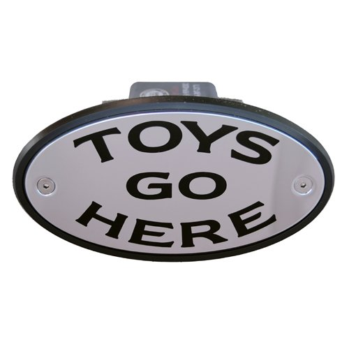 Toys go Here Receiver Cover Custom Made Hitch High-End
