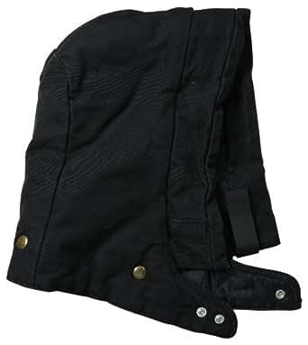 Carhartt Men's Arctic-Quilt-Lined Sandstone Hood,Black,One Size