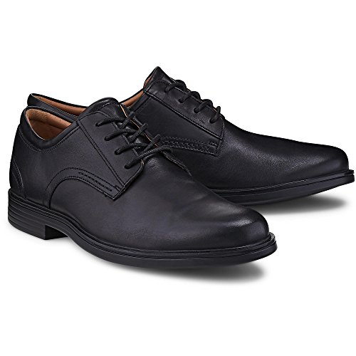 Clarks aldric Lace - Black Leather