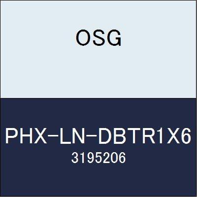 OSG エンドミル PHX-LN-DBTR1X6 商品番号 3195206
