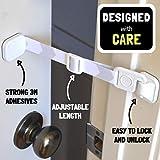 Door Buddy Adjustable Door Strap and Latch