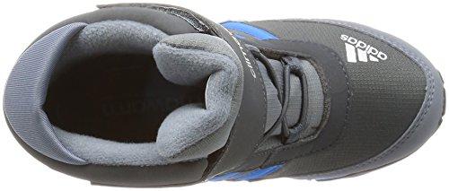 adidas Climawarm Cp, Zapatillas de Deporte Exterior Unisex Niños gris azul