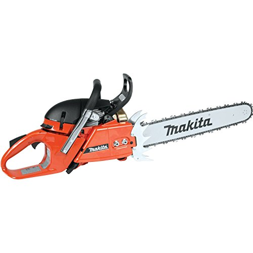 "Makita DCS6421RFG 20"" 64 cc Chain Saw"