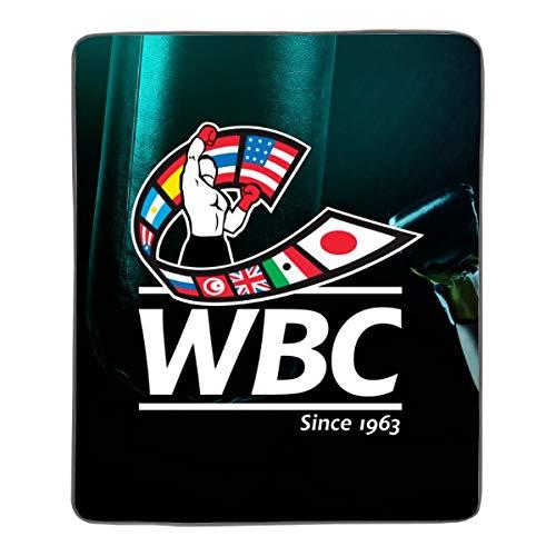 (World Boxing Council (WBC) Since 1963 Pixel Fleece Blanket)