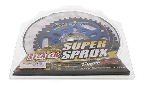 SuperSprox RST-1489-44-BLU Blue Stealth Sprocket