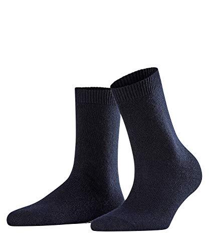 Falke Women's Cosy Wool Socks, Dark Navy, 39-42