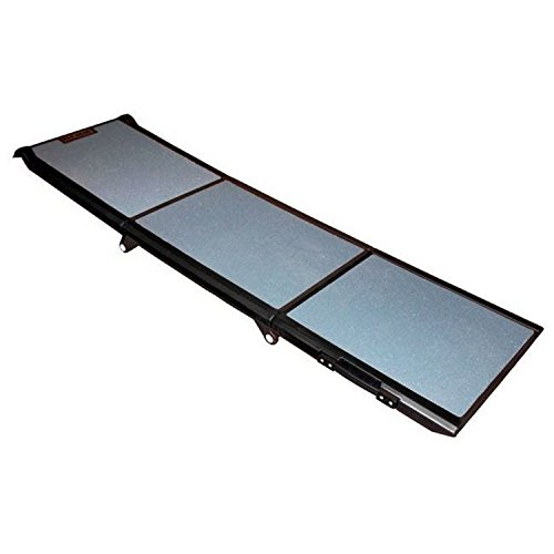 Portable Tri-Fold Widest Dog Ramp / Stair capacity 200lbs + FREE E-Book by Eight24hours