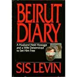 Beirut Diary, Sis Levin, 0830817166