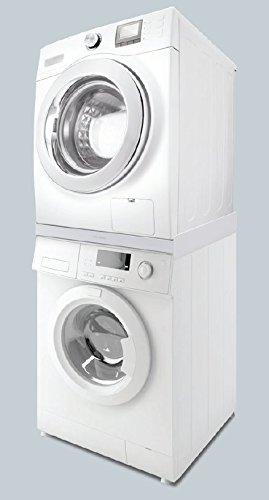 Trockner Meliconi Torre Basic Verbindungsrahmen Waschmaschine u Bianco M Technopolymer