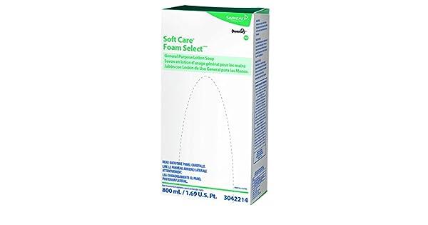 Amazon.com: Diversey suave Care 3042214 Espuma Select ...