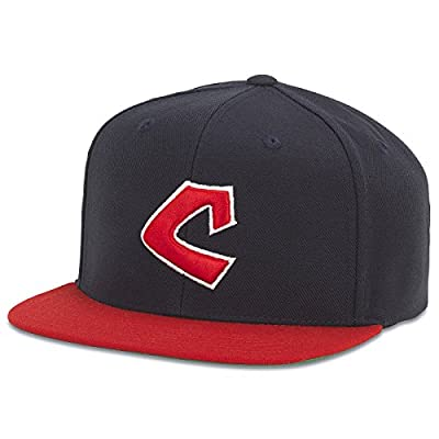Cleveland Indians MLB American Needle Cooperstown 400 Snapback Adjustable Hat