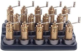 Cobeky - 14 difusores para 2892/2836/2750/2824/8500-1/8500-2/2000/3135/C7011/2235/2671/8200/7120, color gris