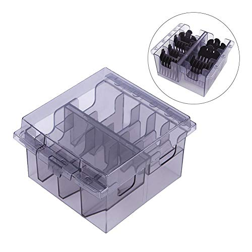 (Haircut Grooming Guide Comb Organizer Tool Compartment Storage Box Holder Removable Replacement)