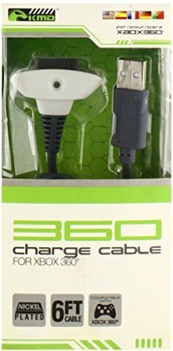 KMD 360 Komodo Charger & Charge Cable – Xbox 360