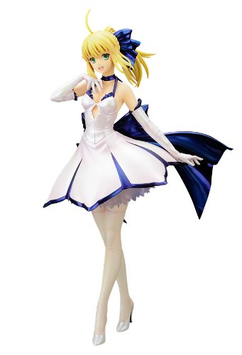 Alter Fate/stay night: Saber 1:7 Scale PVC Figure (Dress Code Version) Statue