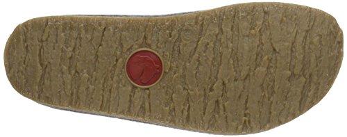 Haflinger Torben 713001, Pantuflas de casa Unisex Gris (4 anthrazit)