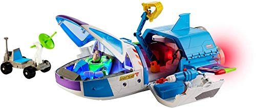 Toy Story Disney Pixar Star Command Spaceship Playset (Ship Rocket Toy Story)