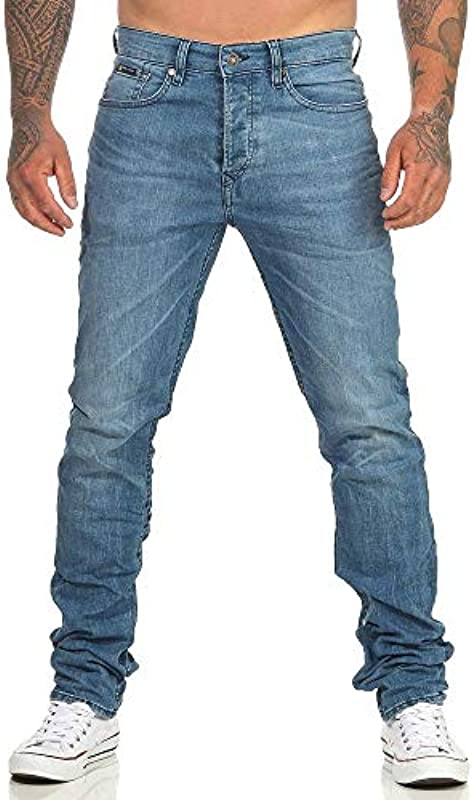 Freeman T. Porter Jimmy Stretch Denim Stone: Odzież