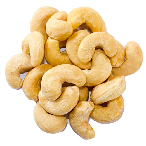 (Raw Cashews 24 oz 1.5 LB (Whole, Unsalted, No Shell, All Natural, Non-GMO, Kosher, In Resealable Bag, Nutrient Dense Low Carb High Fat Snack))