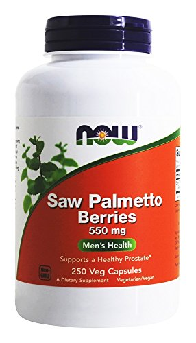 Saw Palmetto Berries 550 Capsules product image