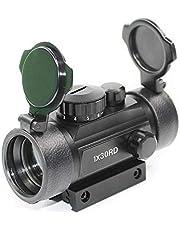 Crrs Táctica holográfica Red Dot Vista del Alcance, con la Vista Picatinny Integral Cubierta de Montaje Que Come el Pollo Buscador de Aves