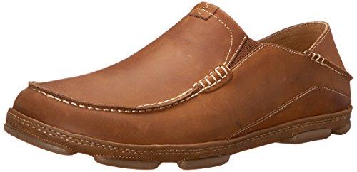 GBX Men's Ayr Moc Toe Slip On Shoes  - 10.0 M