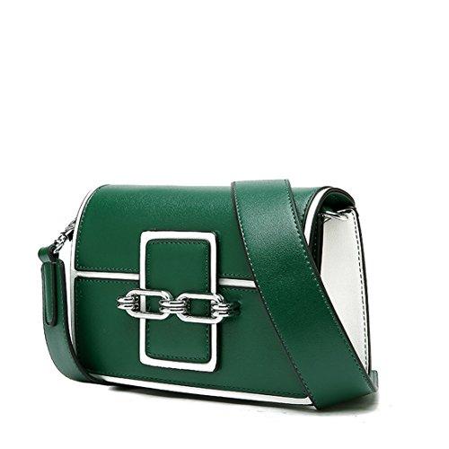 Green Sac à femme MinottaUKD6042 main Minotta OfqSPnz77