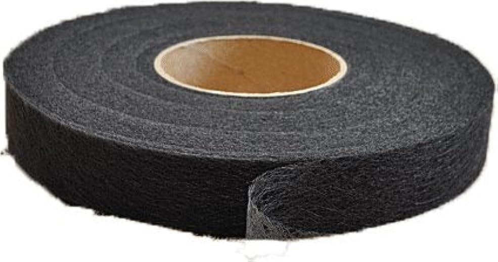 スケート離れてブルジョンKAWAGUCHI 薄地用 両面接着テープ アイロン接着 幅20mm 長さ20m 93-059