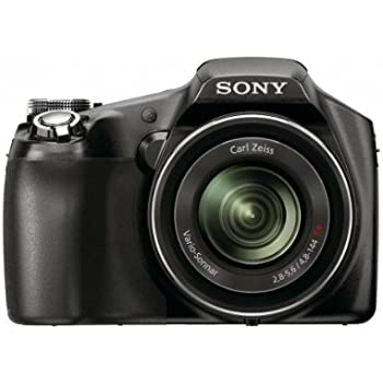 sony cybershot dsc hx1 9 1mp 20x optical zoom digital camera with super steady shot. Black Bedroom Furniture Sets. Home Design Ideas