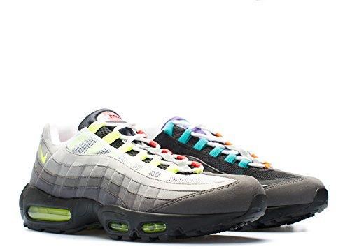 on sale d27cb 40692 Nike Air Max 95 OG QS Greedy 810375 078 sz 4.5us  Amazon.ca  Shoes    Handbags