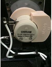 Alta calidad foco Lámpara con la vivienda para proyectores Optoma HD20 (q8nj COMPATIBLES) HD20 LV (q8nj) HD200 X (q8nj) HD200 X  LV THEME S HD23 (q8nj) Optoma DH1010 EH1020 EX612 EX615 GT750 GT750 XL HD20 HD20 LV HD200 X HD23 hd23 b HD230 X