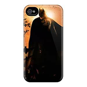 New Style Case Cover UipFF571nTpJv Batman Compatible With Iphone 4/4s Protection Case