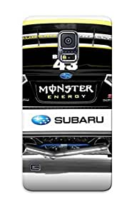 New Tpu Hard Case Premium Galaxy S5 Skin Case Cover(precision Gymkhana) For Christmas Gift