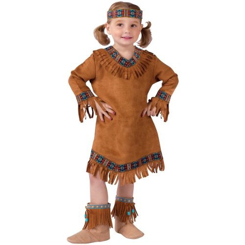Native American Toddler Costume - Toddler (Pocahontas Costume For Babies)