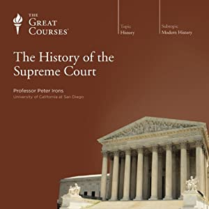 The History of the Supreme Court Lecture