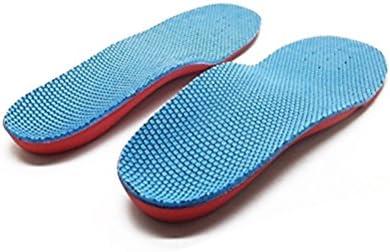 paar Orthesen Bogen Unterstützung Plattfuß Flatfoot Korrektur Foot Pain Relief Schuheinlagen für Kinder-Kinder - Größe M