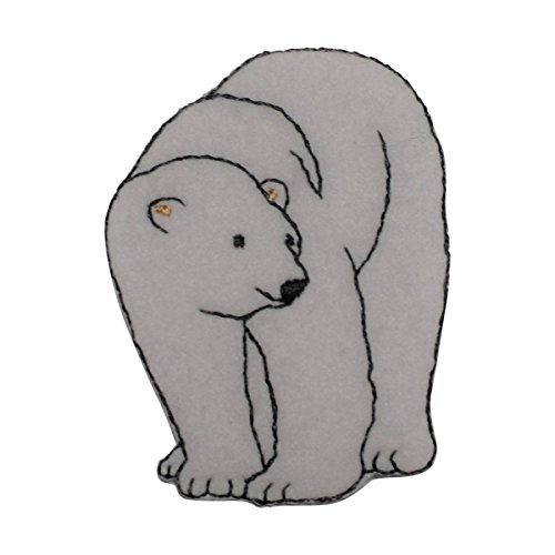 polar bear patch - 8