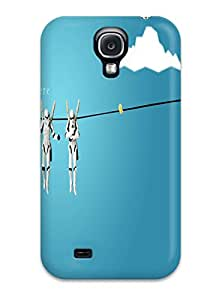 EpEqWIu4713FihXp DanRobertse Star Wars Stormtroopers Funny Clone Troopers Durable Galaxy S4 Tpu Flexible Soft Case