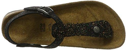WoMen Leder Kairo Sandals Strappy Papillio Black 1 Black Grace 1cf7WBZ6