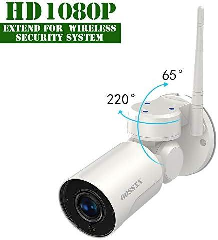 Wireless HD 1080P PTZ Camera, Wireless Pan Tilt Zoom Waterproof Camera,Wireless HD 1080P Wi-Fi Security IP Camera
