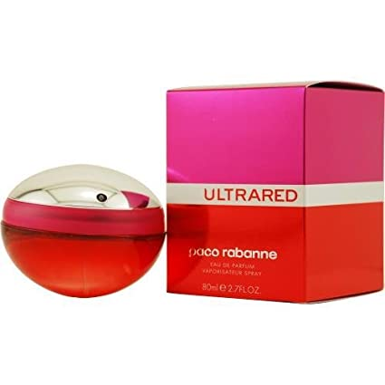 Ultrared agua de perfume con vaporizador 80 ml